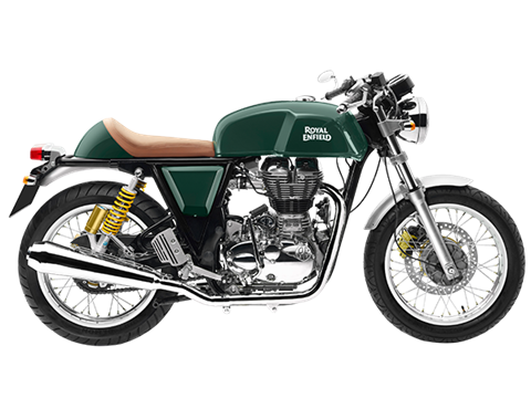 2017 Royal Enfield Continental GT in Fort Myers, Florida