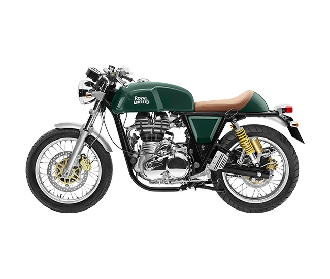 2017 Royal Enfield Continental GT in Mahwah, New Jersey