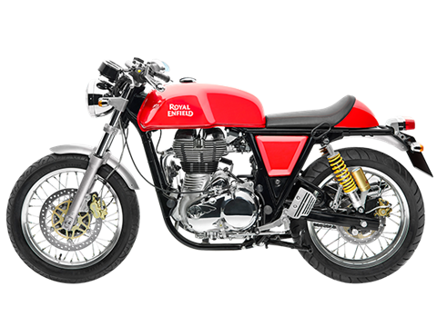 2017 Royal Enfield Continental GT in Indianapolis, Indiana
