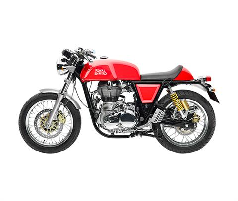 2017 Royal Enfield Continental GT in Greensboro, North Carolina