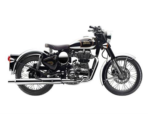 2018 Royal Enfield Classic Chrome ABS in Philadelphia, Pennsylvania