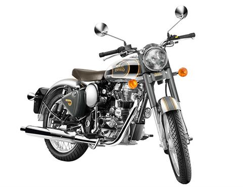 2018 Royal Enfield Classic Chrome ABS in Brea, California