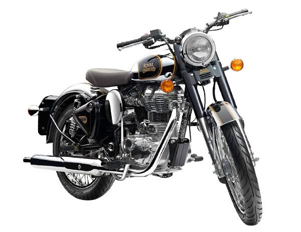 2018 Royal Enfield Classic Chrome ABS in Indianapolis, Indiana