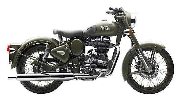 2018 Royal Enfield Classic Military ABS in Oakland, California - Photo 1