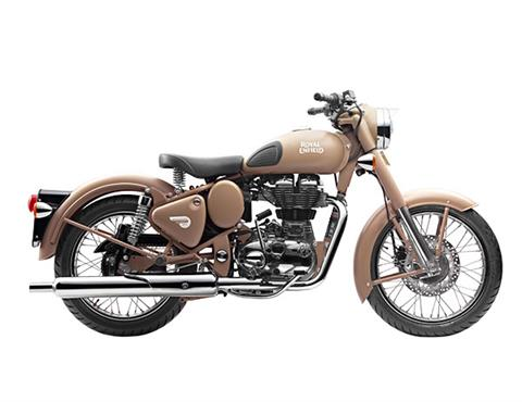 2018 Royal Enfield Classic Military ABS in Indianapolis, Indiana