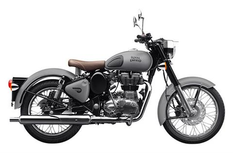 2018 Royal Enfield Classic Military ABS in Greensboro, North Carolina