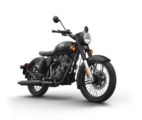 2018 Royal Enfield Classic Stealth Black ABS in Mahwah, New Jersey