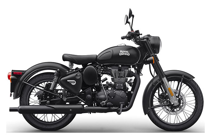 2018 Royal Enfield Classic Stealth Black ABS in Greensboro, North Carolina - Photo 5