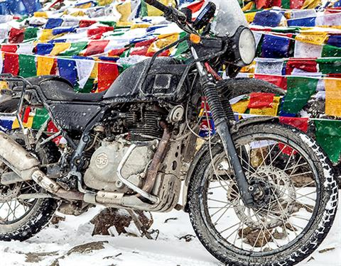 2018 Royal Enfield Himalayan 411 EFI in Depew, New York