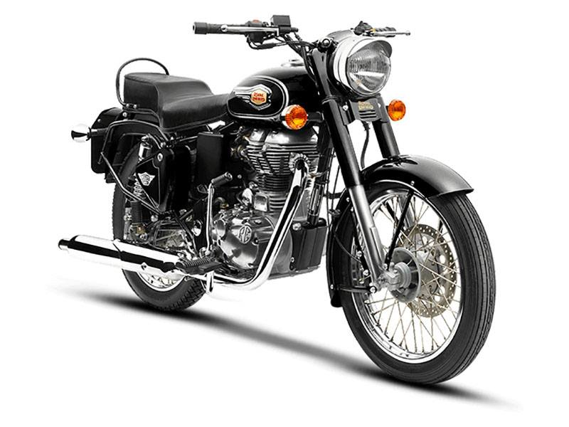 2019 Royal Enfield Bullet 500 EFI ABS in Greensboro, North Carolina - Photo 2