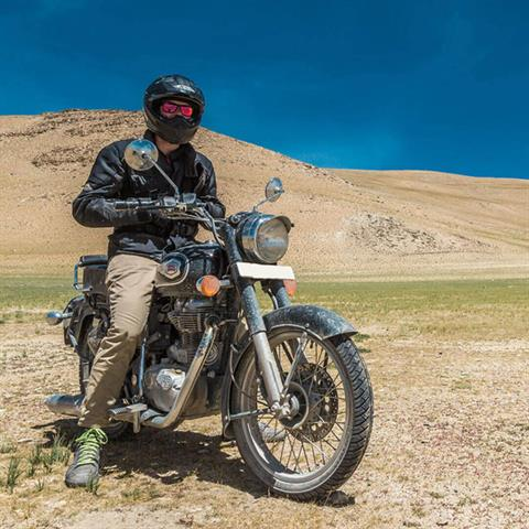 2019 Royal Enfield Bullet 500 EFI ABS in Depew, New York - Photo 8