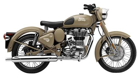2019 Royal Enfield Classic 500 Desert Storm in Iowa City, Iowa