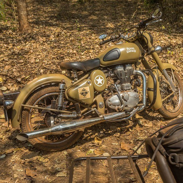 2019 Royal Enfield Classic 500 Desert Storm in Greensboro, North Carolina - Photo 8