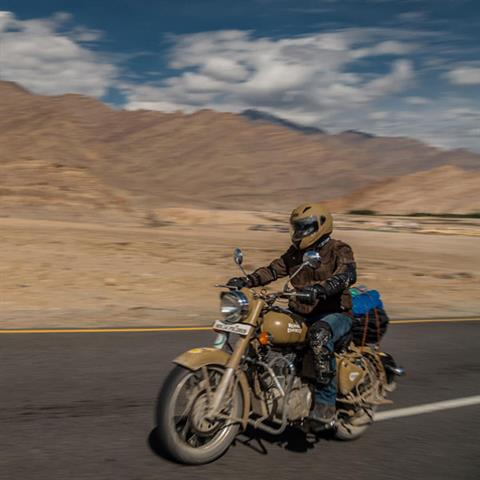 2019 Royal Enfield Classic 500 Desert Storm in Staten Island, New York - Photo 9