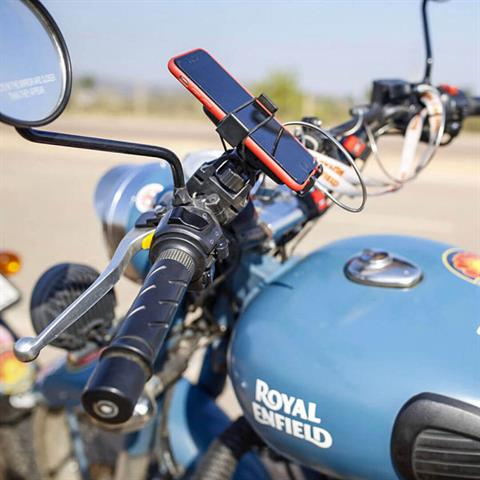 2019 Royal Enfield Classic 500 Squadron Blue in Indianapolis, Indiana - Photo 7