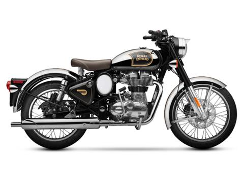 2019 Royal Enfield Classic 500 Chrome ABS in Indianapolis, Indiana