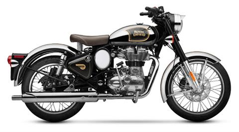 2019 Royal Enfield Classic 500 Chrome ABS in Indianapolis, Indiana - Photo 1