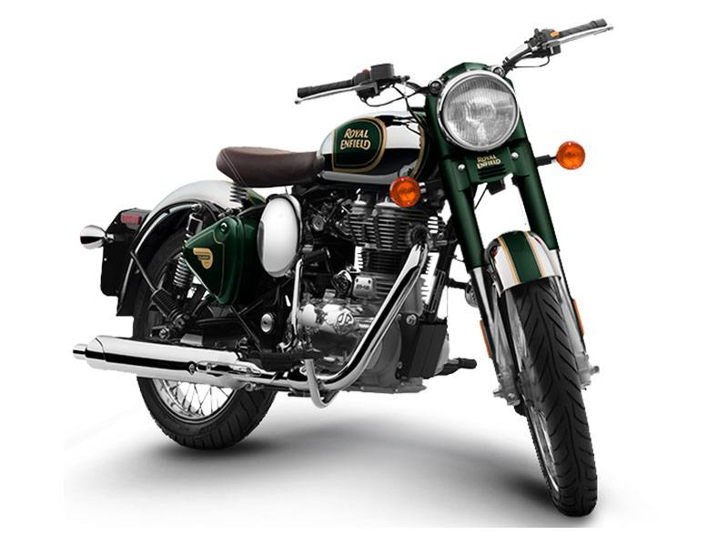 2019 Royal Enfield Classic 500 Chrome ABS in Enfield, Connecticut - Photo 2