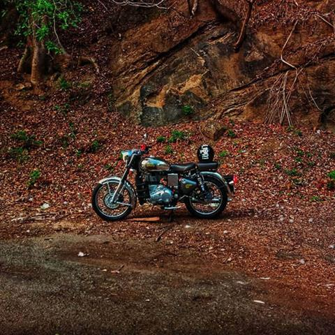 2019 Royal Enfield Classic 500 Chrome ABS in Greensboro, North Carolina - Photo 10
