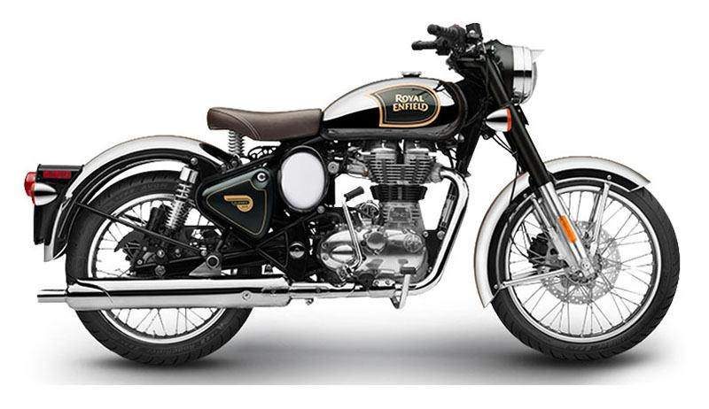 2019 Royal Enfield Classic 500 Chrome ABS in Enfield, Connecticut - Photo 1