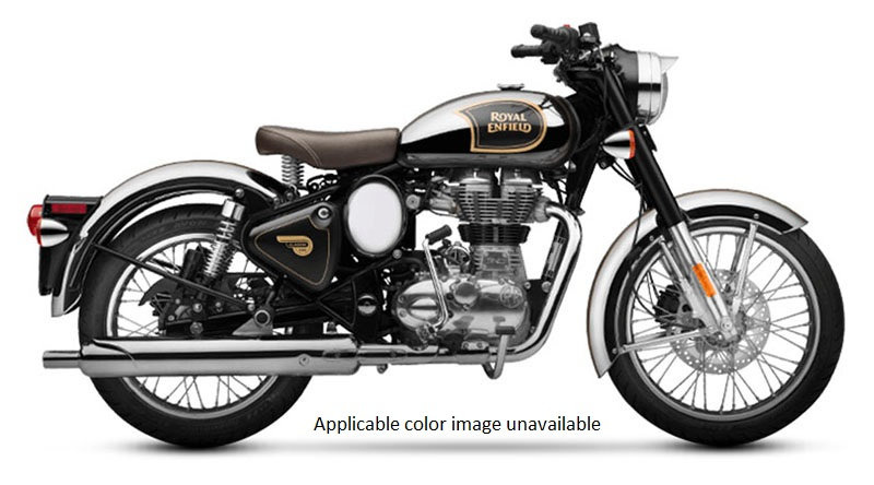 2019 Royal Enfield Classic 500 Stealth Black in Oakland, California - Photo 1