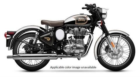 2019 Royal Enfield Classic 500 Stealth Black in Enfield, Connecticut