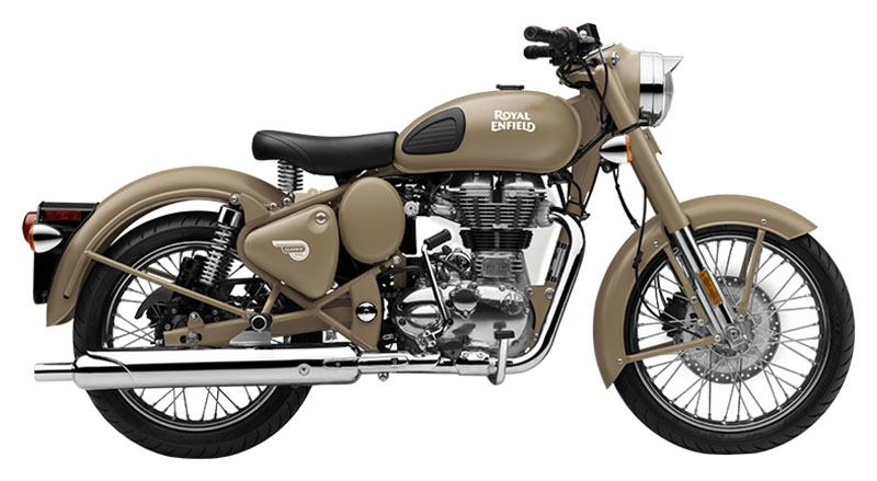 2019 Royal Enfield Classic Military ABS in Oakland, California - Photo 1