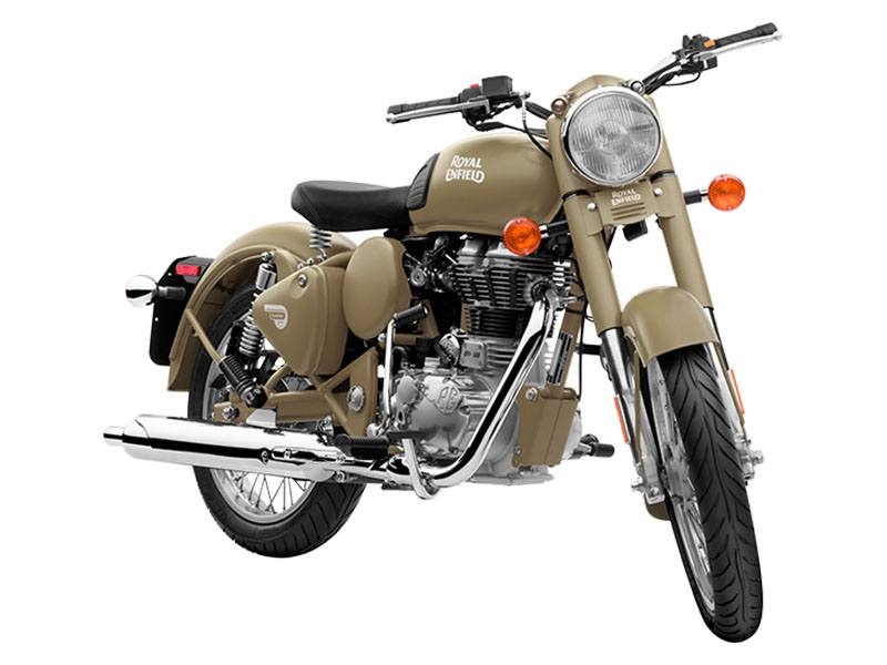 2019 Royal Enfield Classic Military ABS in Mahwah, New Jersey - Photo 2