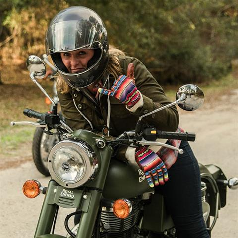 2019 Royal Enfield Classic Military ABS in Brea, California - Photo 9