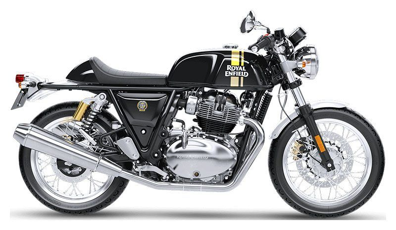 2019 Royal Enfield Continental GT 650 in Indianapolis, Indiana - Photo 1