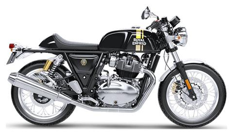 2019 Royal Enfield Continental GT 650 in Iowa City, Iowa - Photo 1