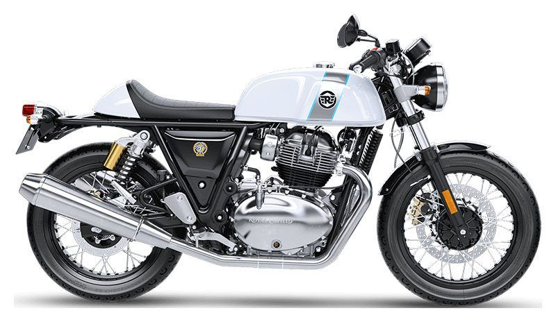 2019 Royal Enfield Continental GT 650 in Oakland, California - Photo 1