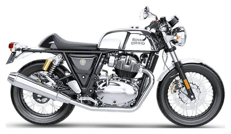 2019 Royal Enfield Continental GT 650 in Greensboro, North Carolina - Photo 1