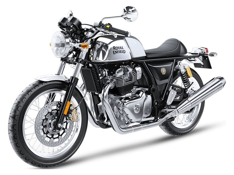 2019 Royal Enfield Continental GT 650 in Greensboro, North Carolina - Photo 3