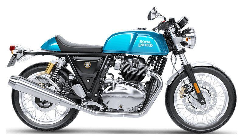 2019 Royal Enfield Continental GT 650 in Oakdale, New York