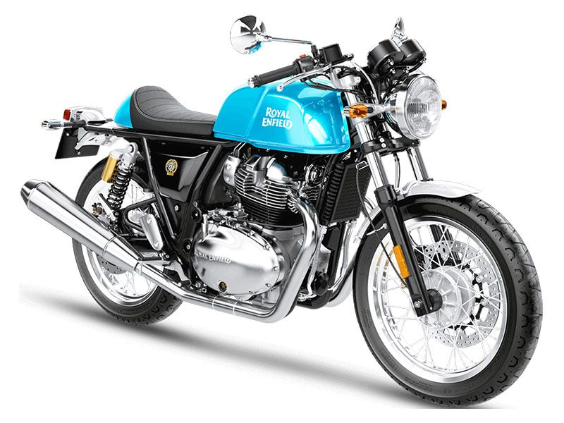 2019 Royal Enfield Continental GT 650 in Brea, California - Photo 2