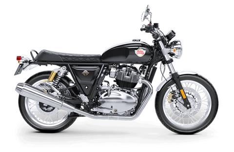 2019 Royal Enfield INT650 in Elkhart, Indiana