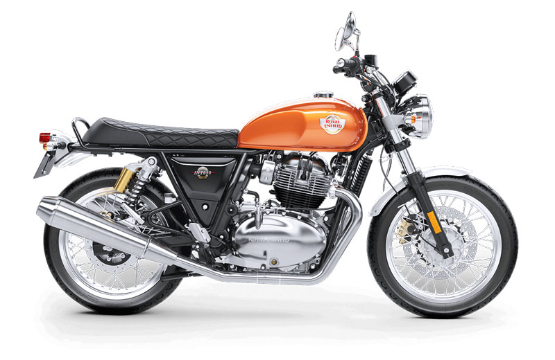 2019 Royal Enfield INT650 in Brea, California