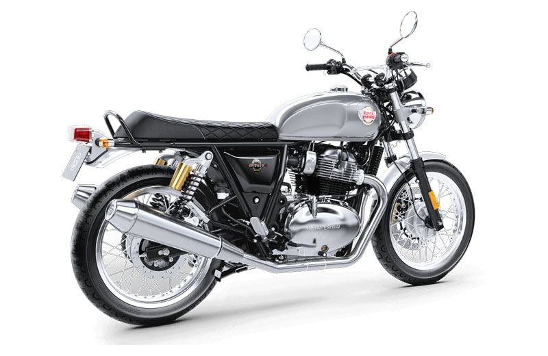 2019 Royal Enfield INT650 in Saint Charles, Illinois