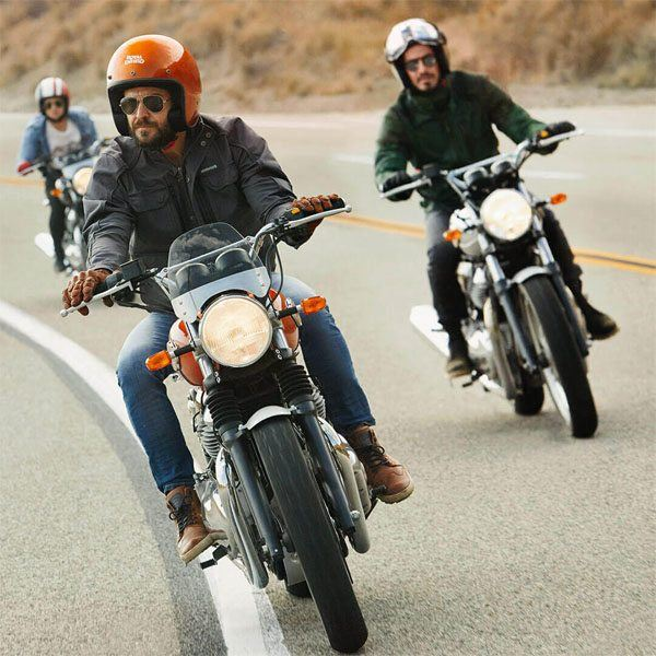2019 Royal Enfield INT650 in Oakland, California - Photo 5