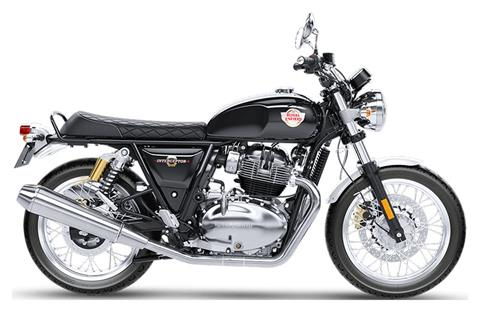 2019 Royal Enfield Interceptor 650 in Indianapolis, Indiana