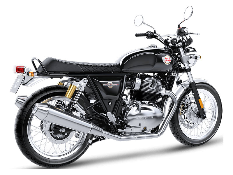 2019 Royal Enfield Interceptor 650 in Fremont, California