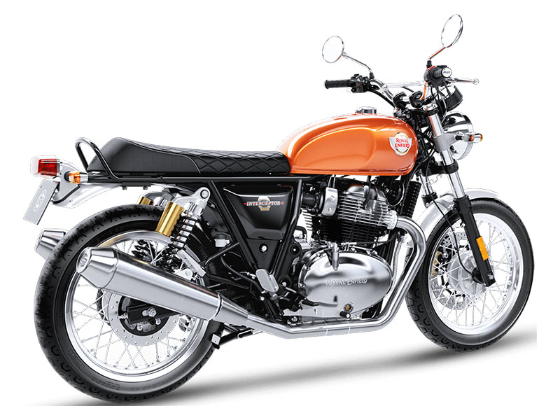 2019 Royal Enfield Interceptor 650 in Mahwah, New Jersey