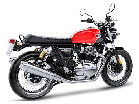 2019 Royal Enfield Interceptor 650 in Saint Charles, Illinois