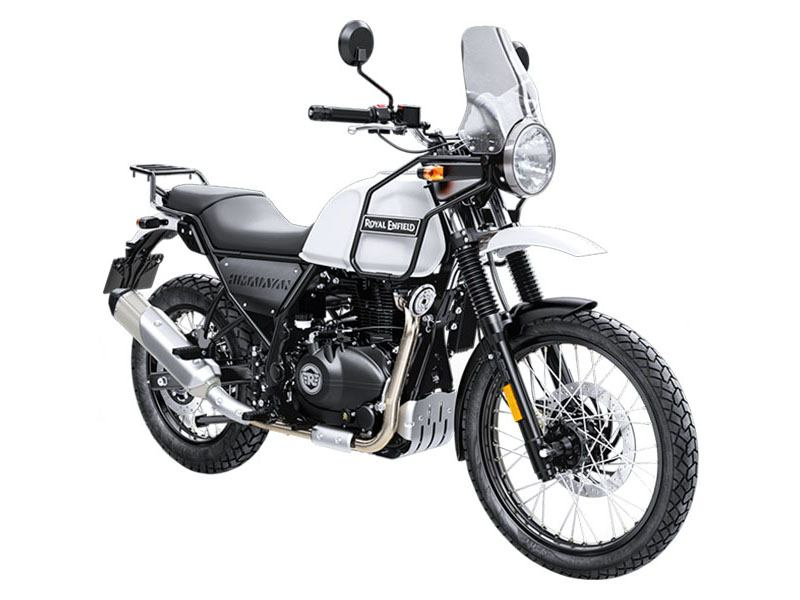 2019 Royal Enfield Himalayan 411 EFI in Enfield, Connecticut - Photo 2