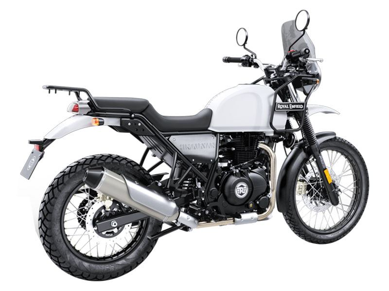 2019 Royal Enfield Himalayan 411 EFI in San Jose, California - Photo 3