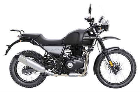 2019 Royal Enfield Himalayan 411 EFI in Saint Charles, Illinois