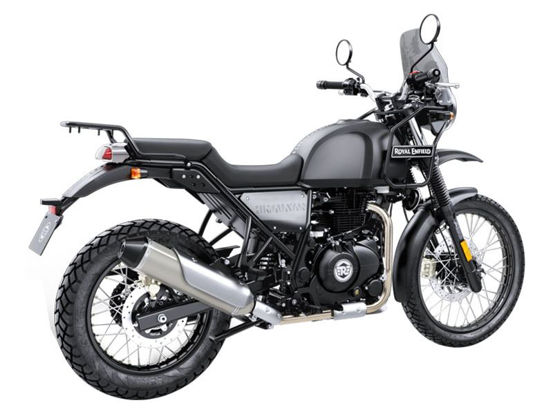 2019 Royal Enfield Himalayan 411 EFI ABS in Kent, Connecticut - Photo 3