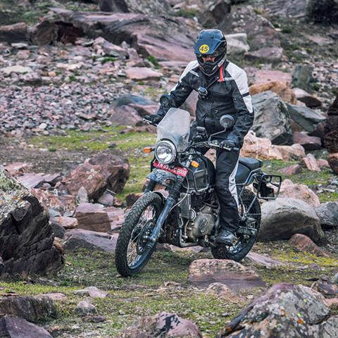 2019 Royal Enfield Himalayan 411 EFI ABS in Colorado Springs, Colorado - Photo 4