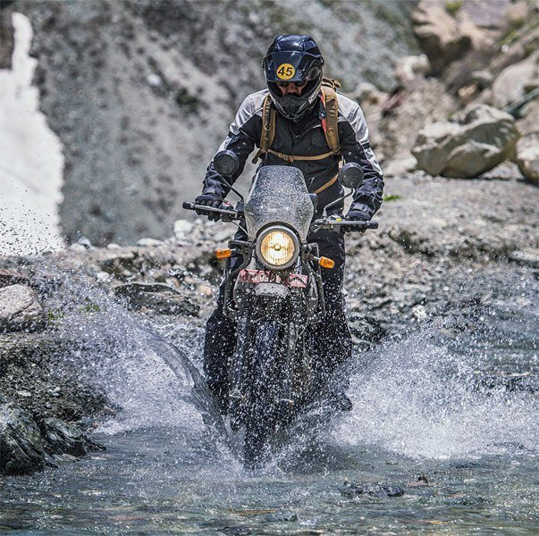 2019 Royal Enfield Himalayan 411 EFI ABS in Mahwah, New Jersey - Photo 9